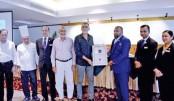 Peninsula GM gets 'CMO Global award'