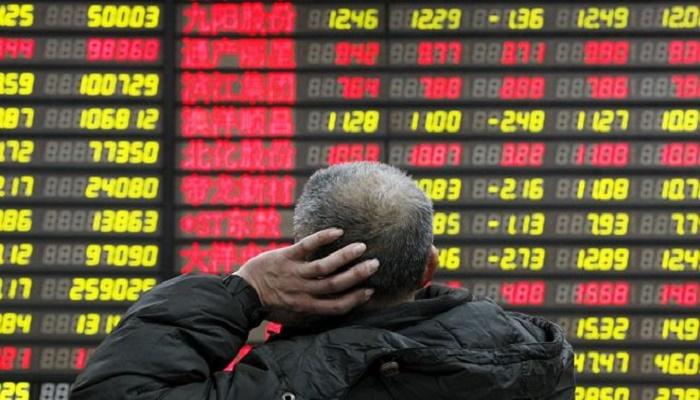Asia stocks drop as slowdown fears hit investors