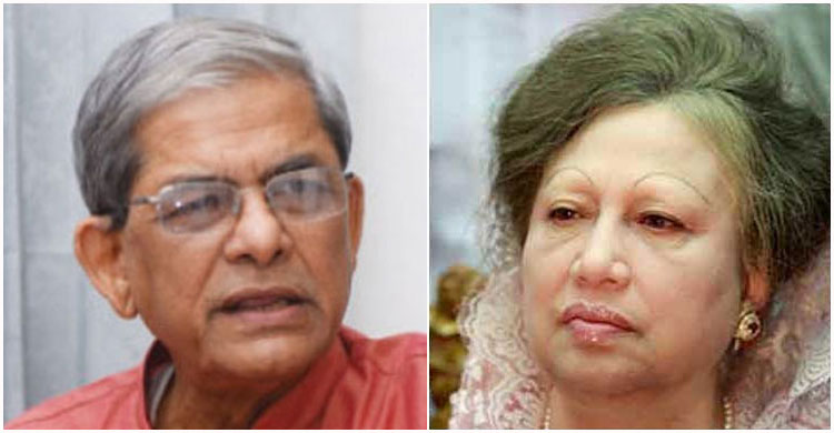 No one's mercy is needed to have Khaleda freed: BNP