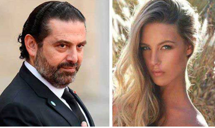 Bikini model received $15 million 'gift' from Lebanese PM