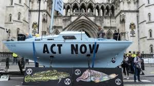 Extinction Rebellion plans fortnight of worldwide climate action