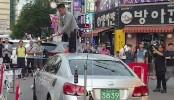 Trade row hits Japanese car sales in South Korea