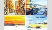 Painting exhibition 'Jolokabbo 2' depicts spectrum of emotions