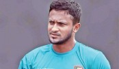 Shakib stars in Barbados win