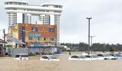 9 killed as  typhoon lashes South Korea