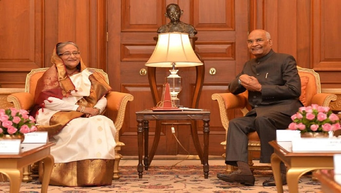 Bangladesh a role model for developing countries: Indian President
