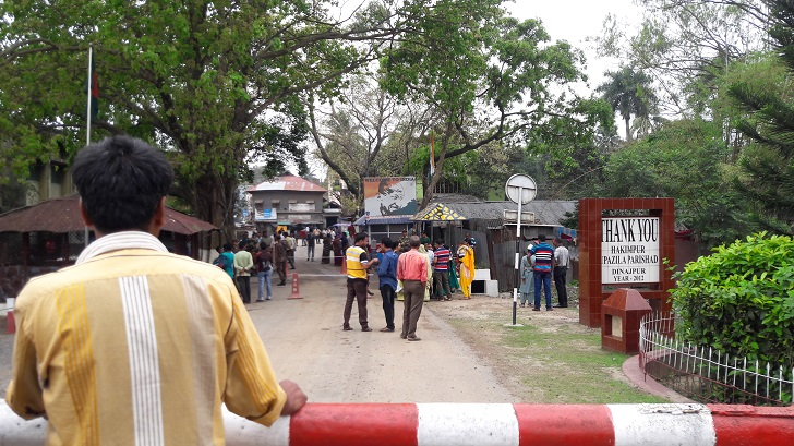 Hili land port to remain shut for 7 days for Durga Puja