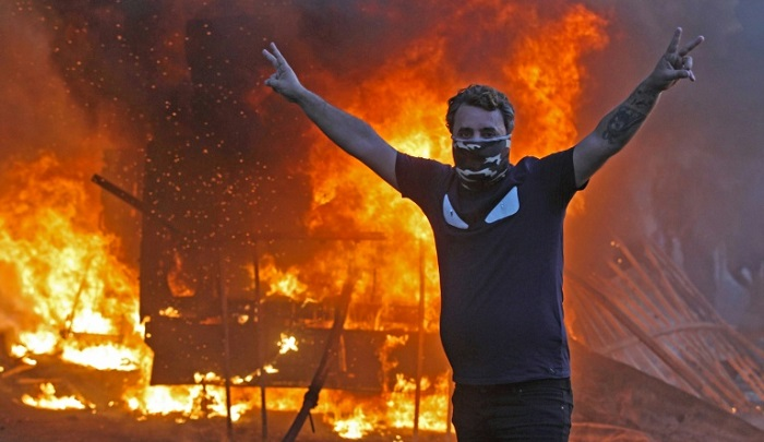 Iraq death toll rises to 44 as chaotic protests spike