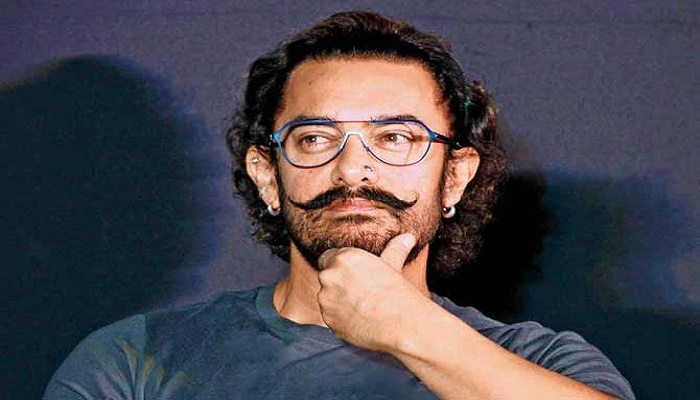 Aamir Khan spreads the word on World Mental Health Week