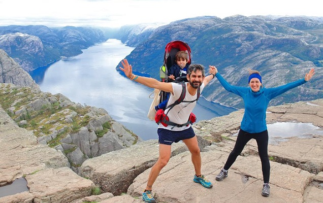 Record number of tourists flock to Norway's iconic Pulpit Rock