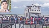 Restore ferry ghat discipline