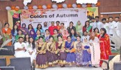 'Colors of Autumn' celebrated