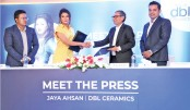 Jaya becomes brand ambassador of DBL Ceramics