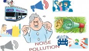 Sound pollution is harmful for health and wellbeing