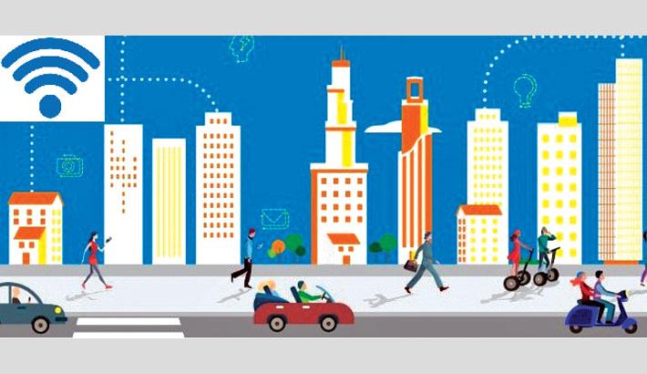 Enabling smart city