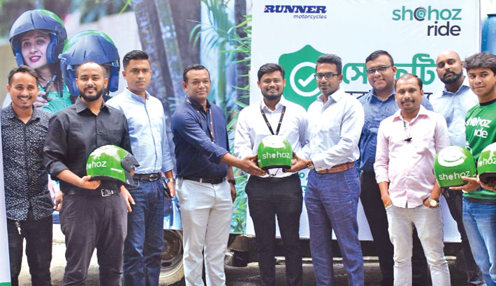 Shohoz launches 'safety campaign'