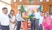 Birth anniv of Speaker celebrated