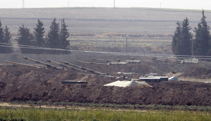 Iran urges Turkey not to go ahead with attack on Syria Kurds