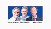 Trio win Nobel Medicine Prize