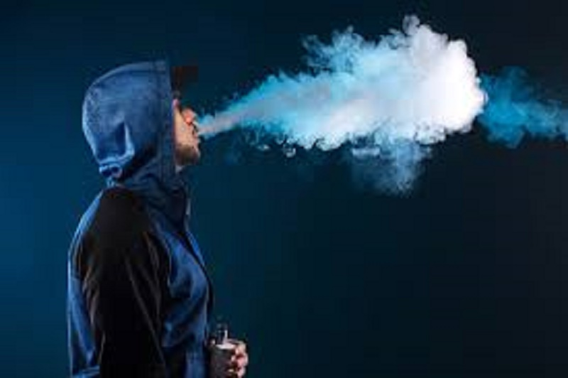 Vaping causes lung cancer in mice: study