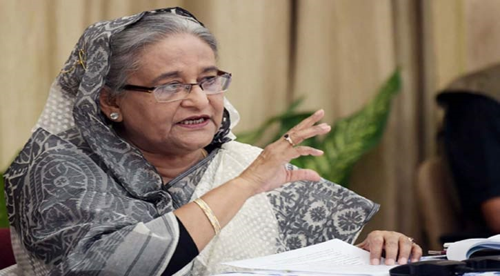 Prime Minister Sheikh Hasina defends LPG export to India