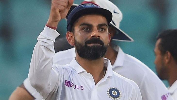 Kohli calls for double points for away Test winners