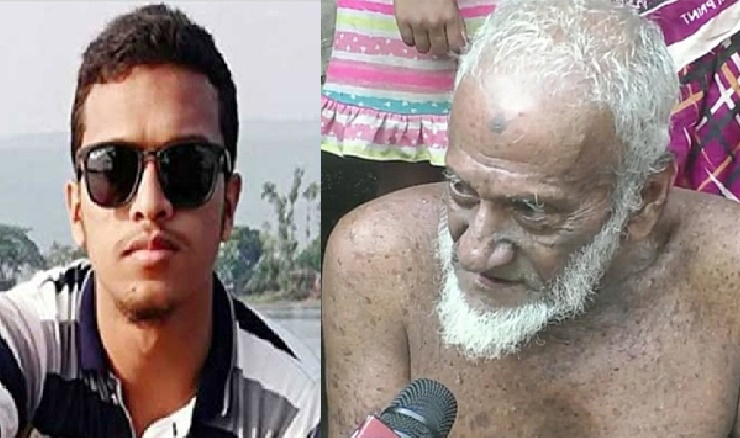 87-yr old grandfather still unaware of Abrar's death