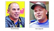 Domingo, Langeveldt return on Oct 20