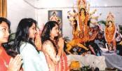 Durga Puja Celebrations in Bangladesh