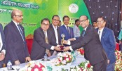 IBBL gets BB  Remittance  Award