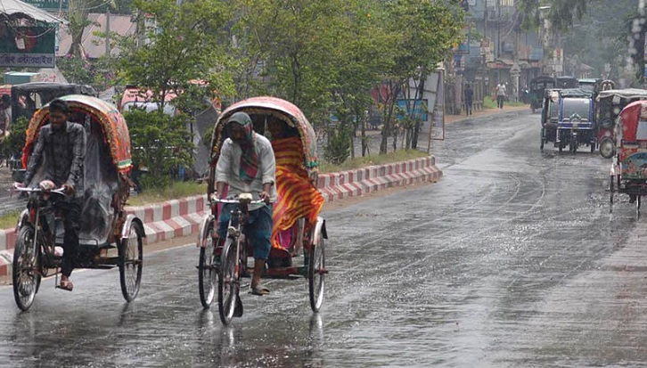 Dhaka's air quality improves after rain