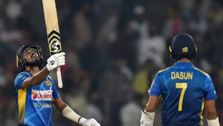 Hasaranga, Fernando star as Sri Lanka whitewash Pakistan in T20 series