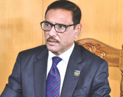 Quader off to Singapore for health checkup