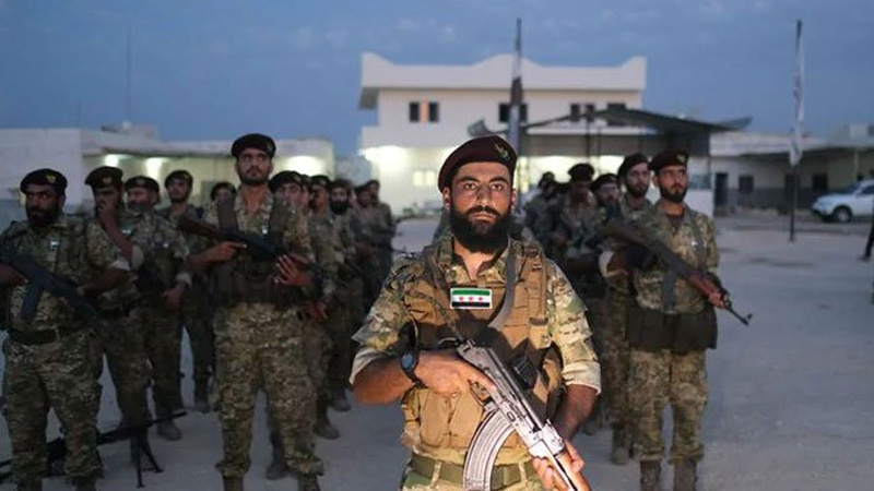16 Kurdish fighters killed as Turkey launches ground offensive against Kurdish forces in Syria