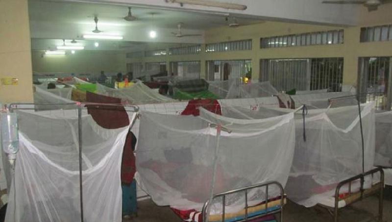 Jashore housewife dies of dengue at KMCH