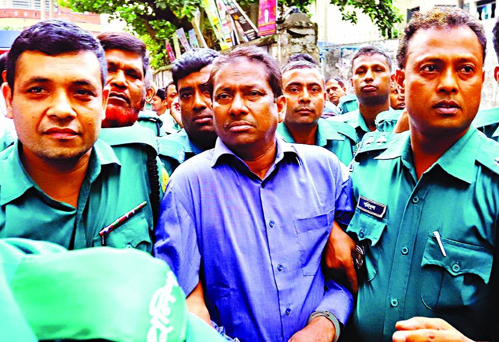 Kalabagan club president lands in jail