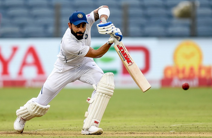 Agarwal ton help India dominate South Africa in 2nd Test
