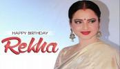 Happy Birthday Rekha as she turns 65