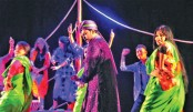 Hasonjaner Raja to be staged at Nat'l Theatre Hall of BSA tomorrow
