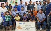ServicEngine donates chair to help children with Autism