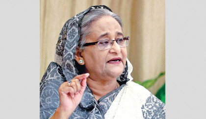 'Sheikh Hasina can't sell country's interests'