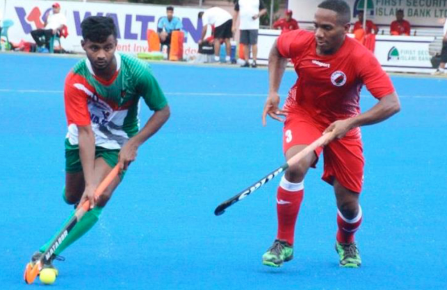 U-21 Hockey: Bangladesh register 2-0 win over Oman