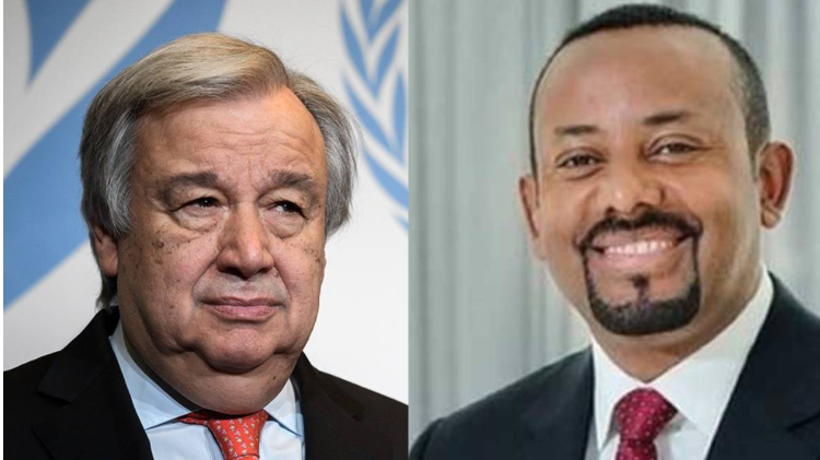 Winds of hope blowing ever stronger across Africa, says UN chief