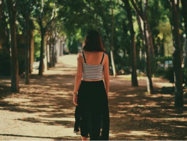 Stressed? Taking a walk for 20 minutes can help