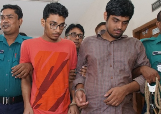 Abrar killing: Amit Saha, Toha on five-day remand