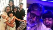 Happy birthday Amitabh Bachchan as he turns 77