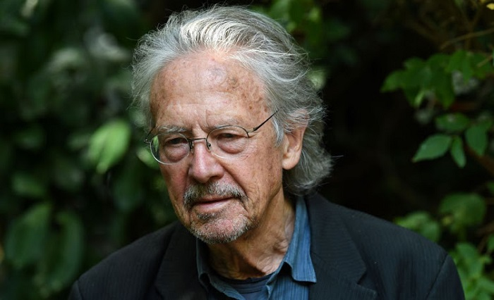 Outrage in Albania, Bosnia, Kosovo over Peter Handke's Nobel literature prize win