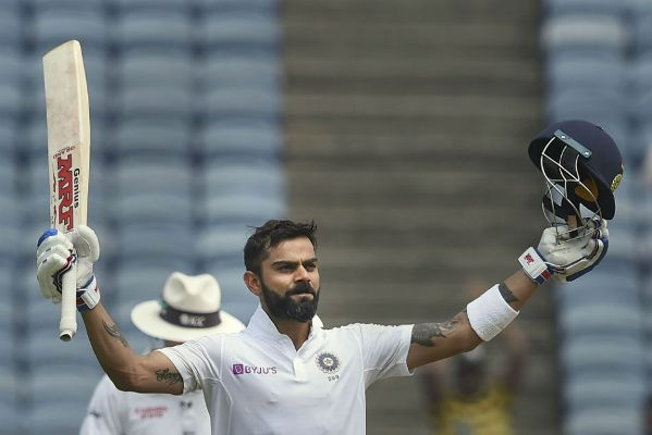 India 473/4 at tea on Day 2 against South Africa