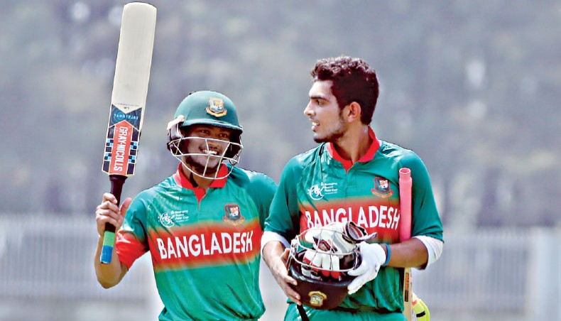 Bangladesh A wins 3rd match, secures series by 2-1 vs SL A