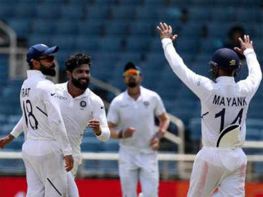 India set for big lead as SA were reduced to 197/8 at tea